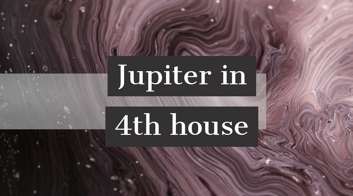 Jupiter in casa a IV-a
