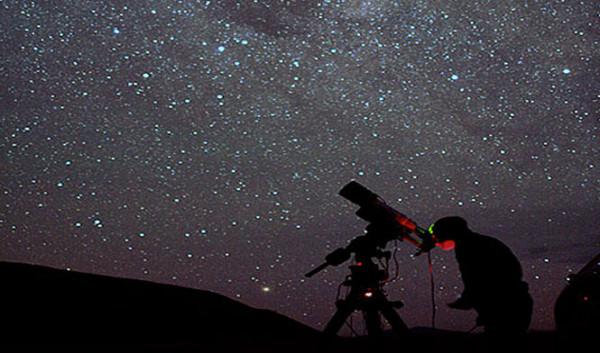 Om ce se uita la stele prin telescop, Foto: aloha-hawaii.com