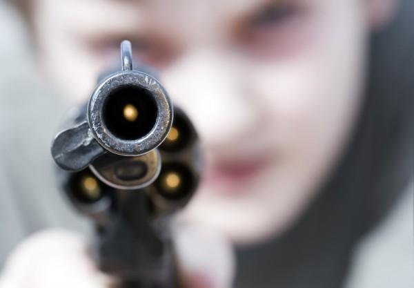 Arma incarcata pentru a impusca, Foto: roundaboutripon.com