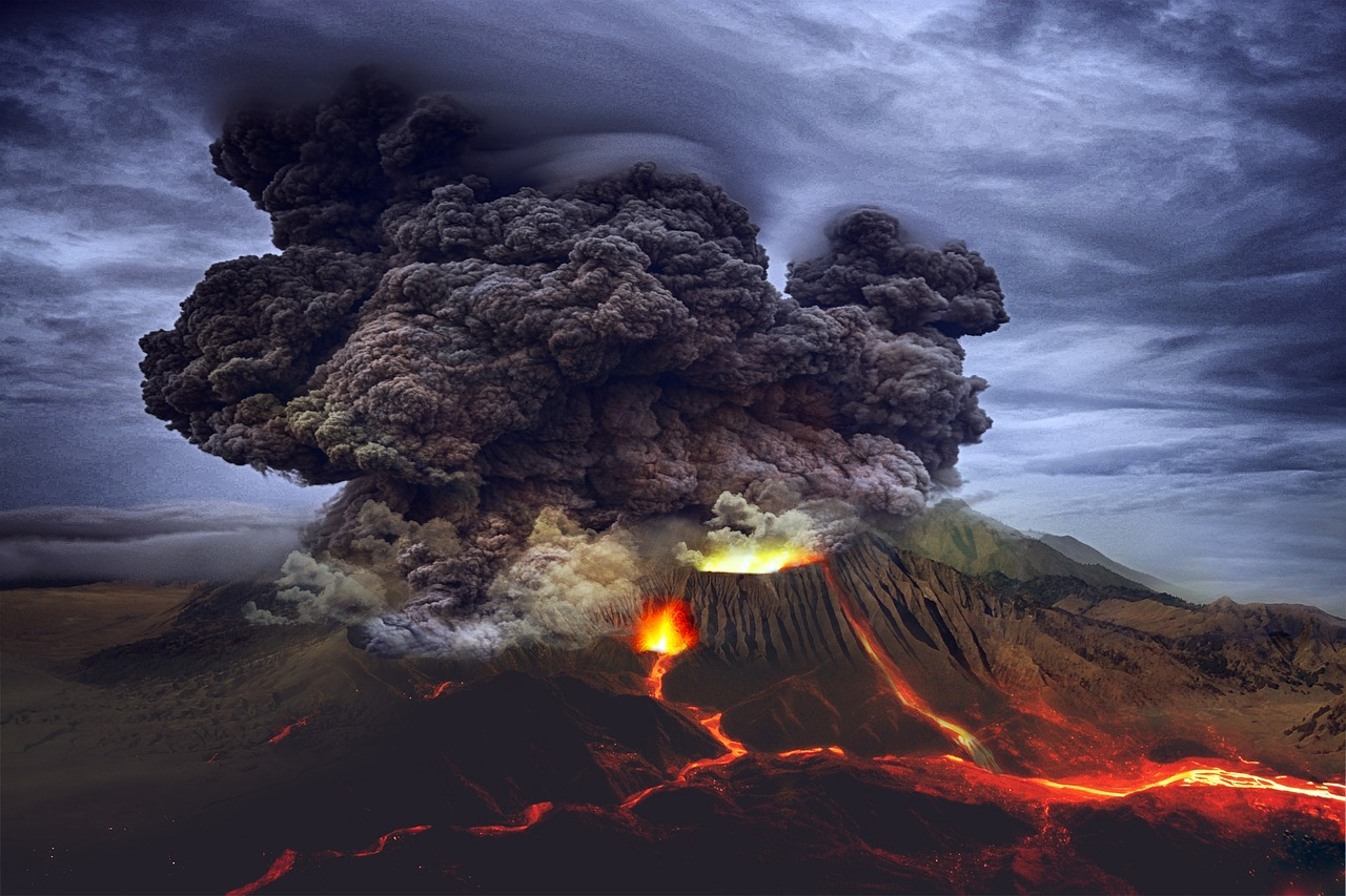vulcan care erupe