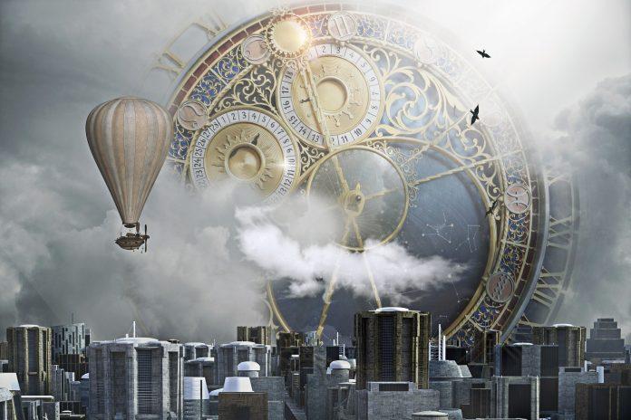 Interpretare vis in care construiesti un oras futurist