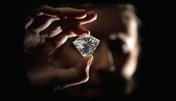 Diamant in mina, Foto: harare24.com