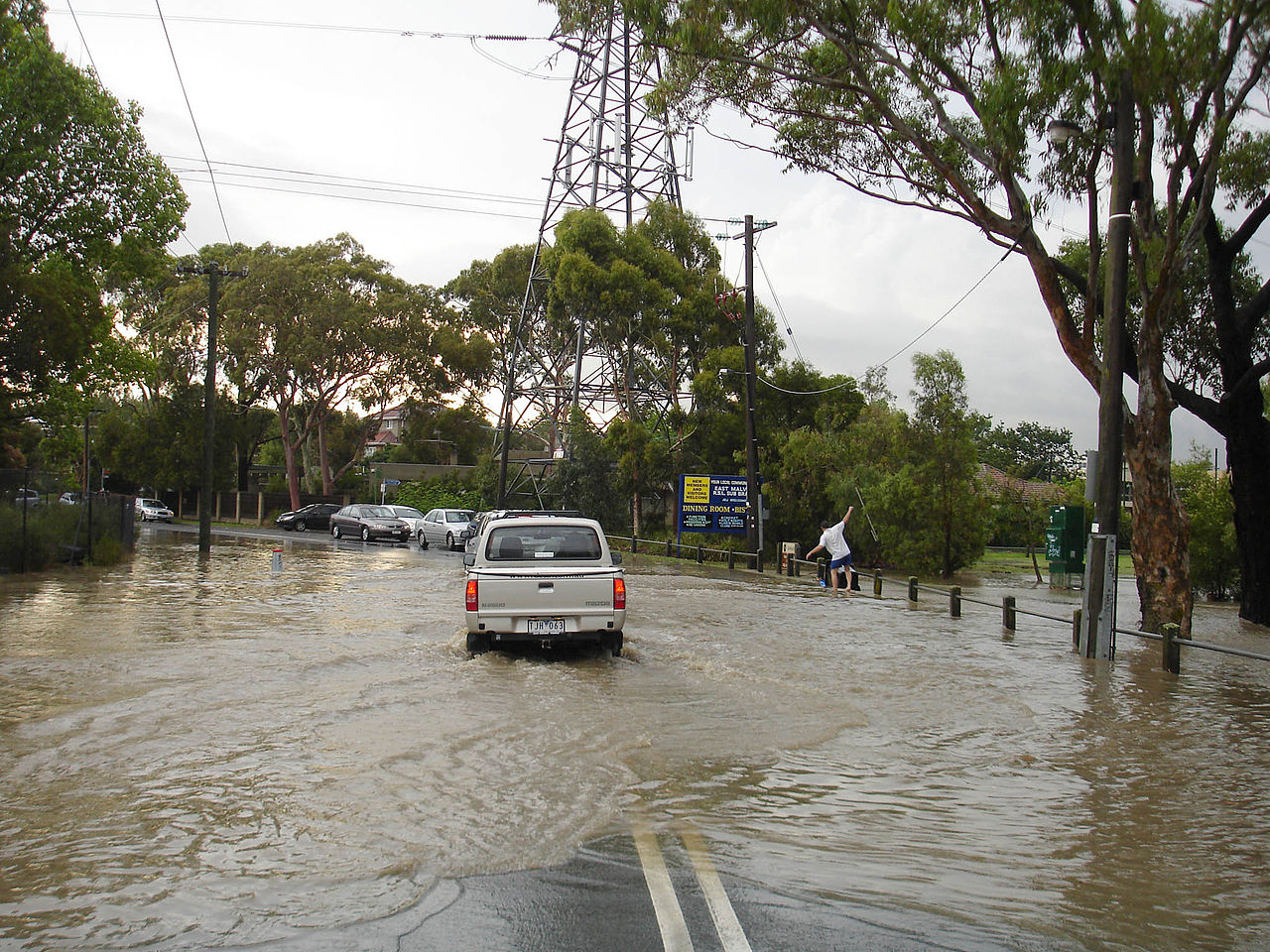 inundatie mare