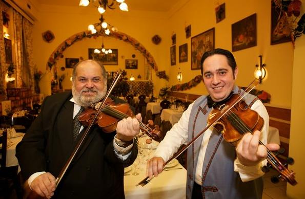 Muzicanti, Foto: restaurants.topbudapest.org