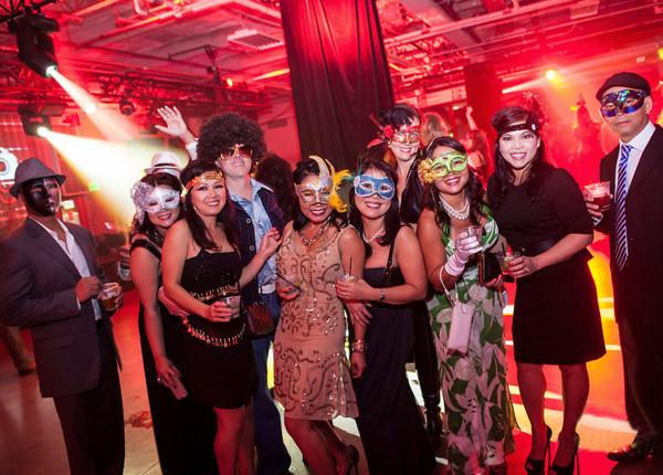 Petrecere de Halloween, Foto: destination360.com