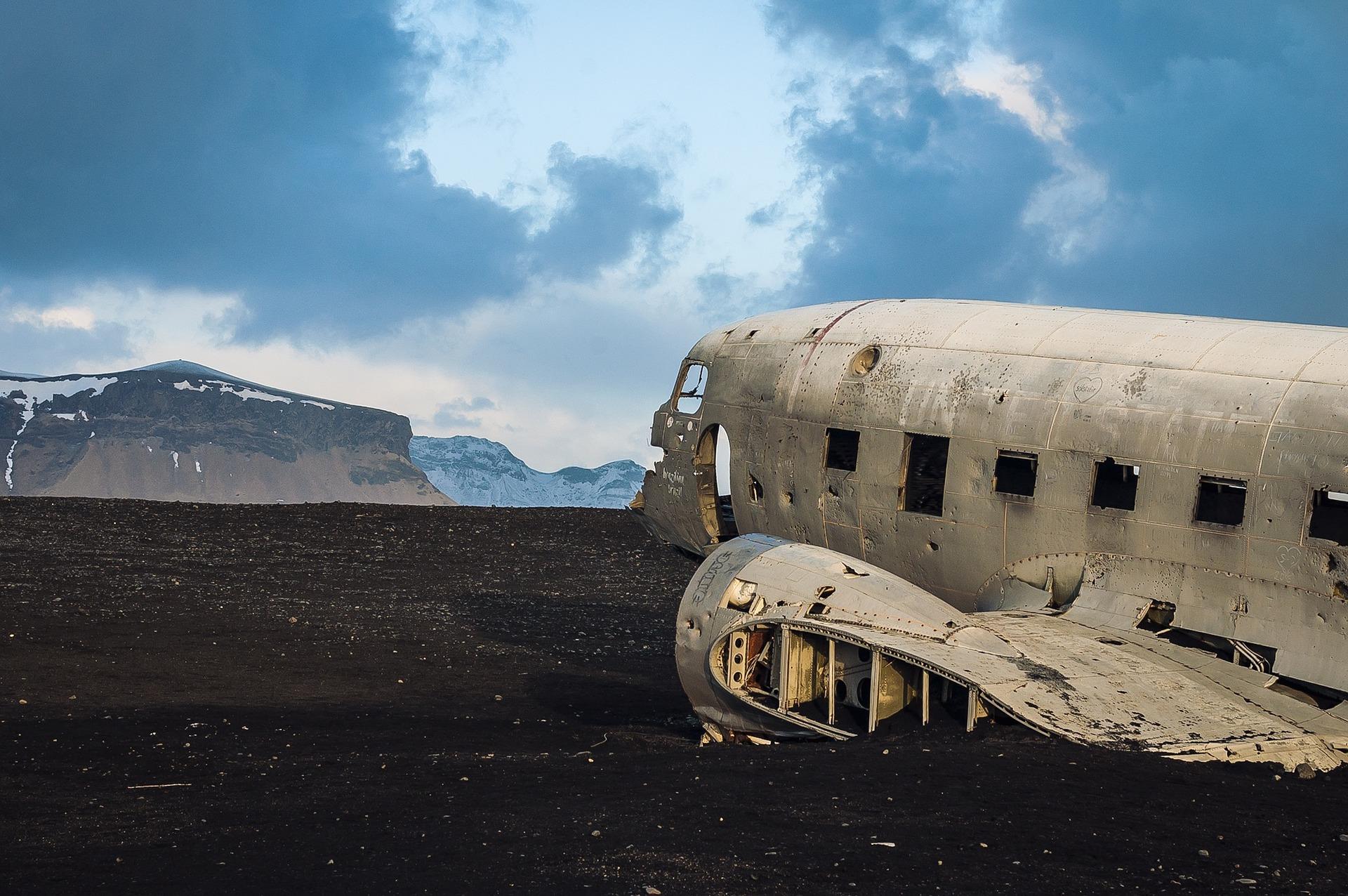 accident de avion