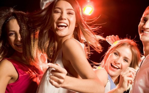 Fete in club, Foto: partydeluxe.ru