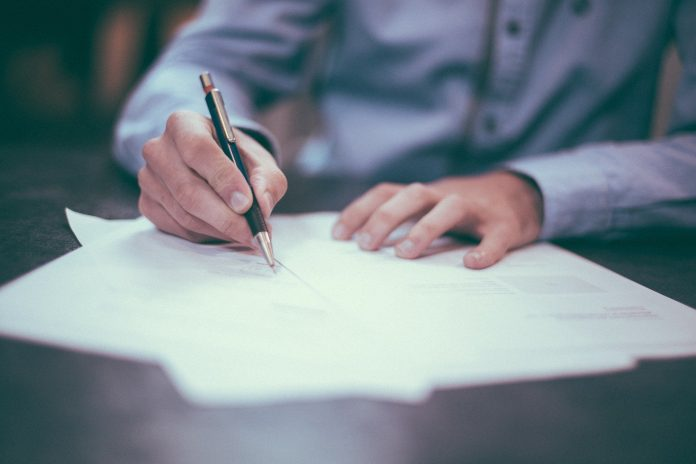 Interpretare vis in care scrii o scrisoare