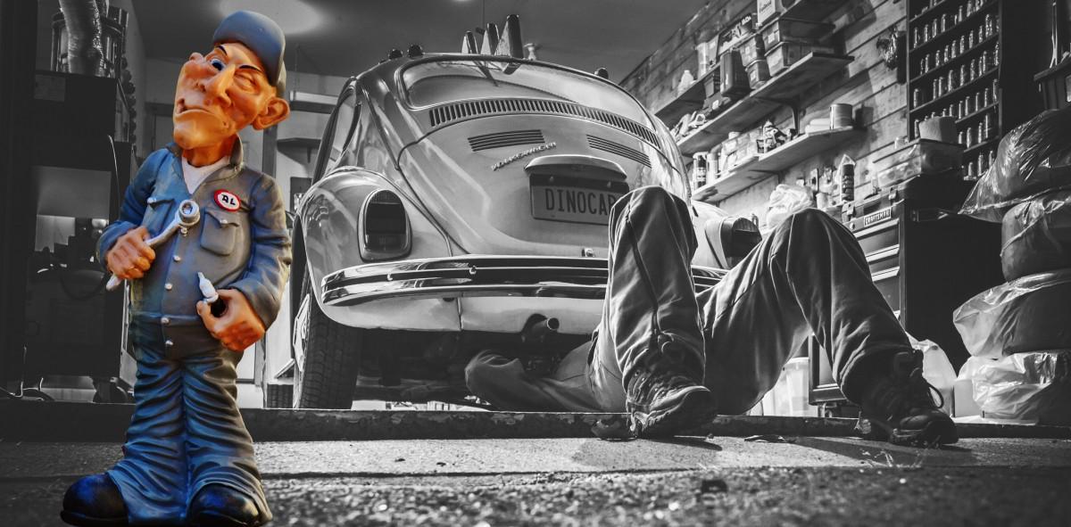 repari o masina