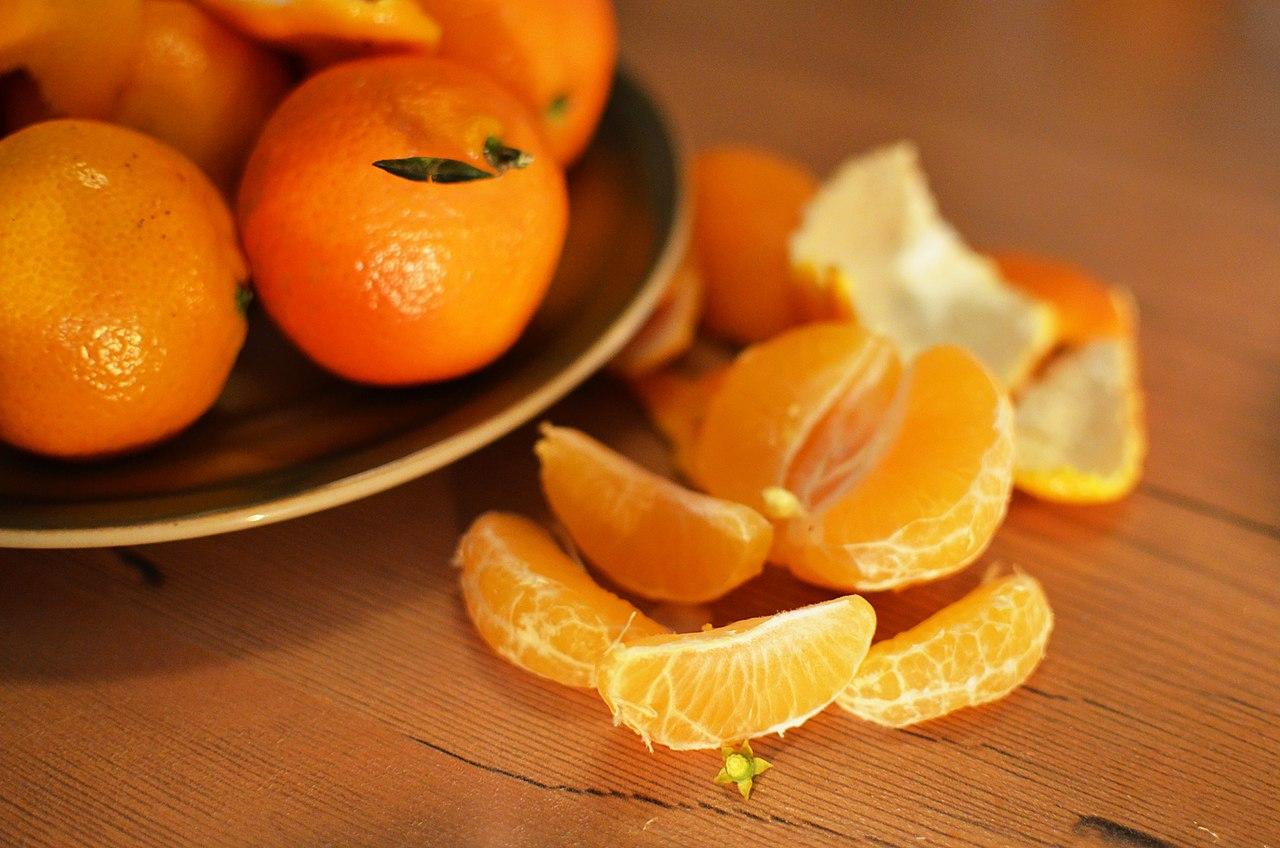 vis in care mananci portocale