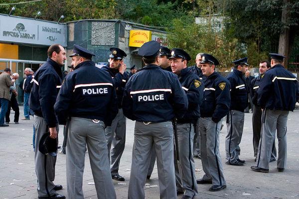 Politie, Foto: forum.guns.ru