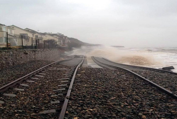 Cale ferata, Foto: westernmorningnews.co.uk