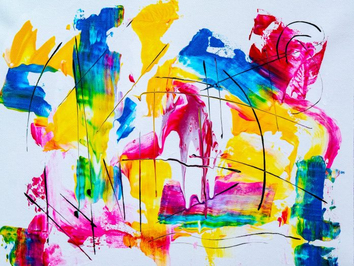 Interpretare vis in care pictezi pe o panza