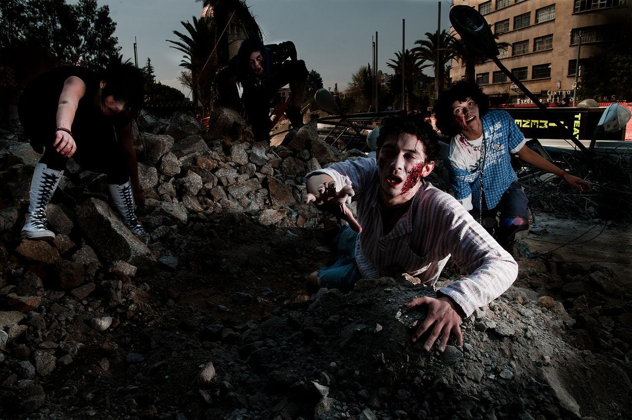 omori zombii