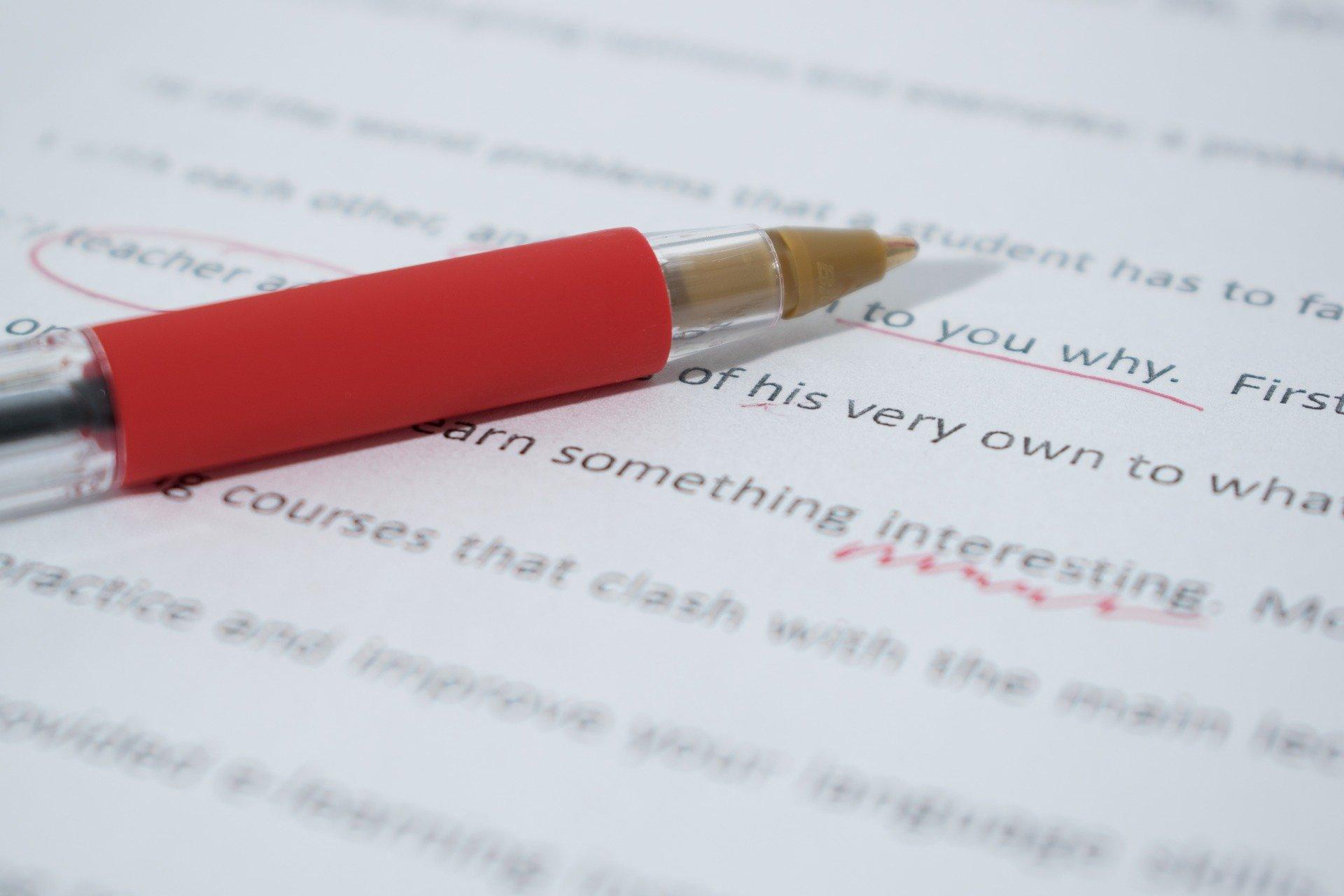 erori gramaticale