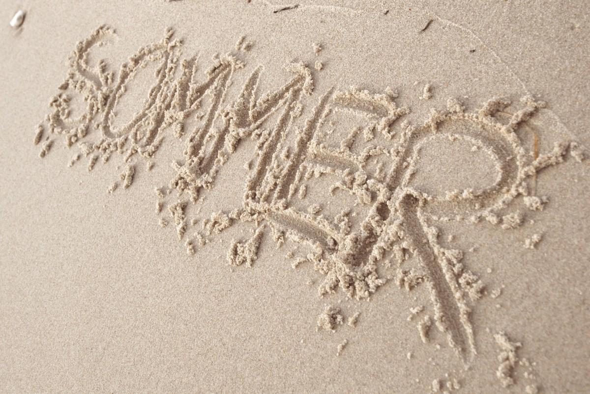 desen in nisip