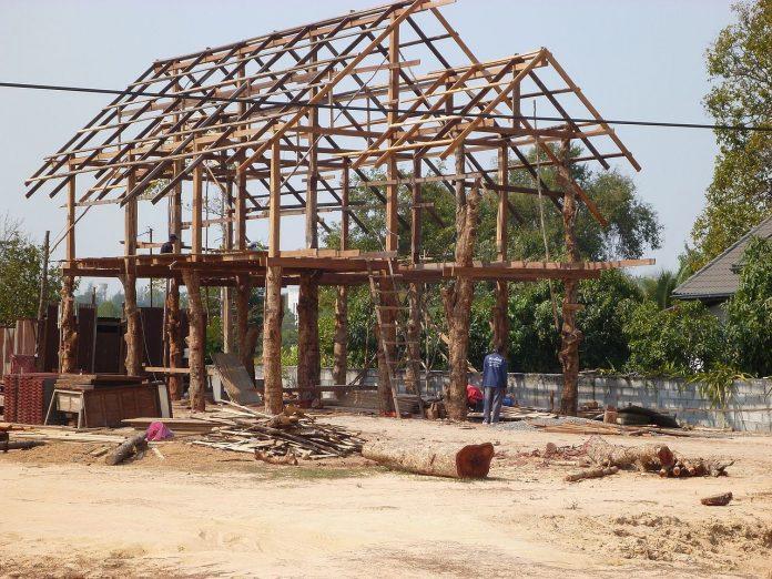 Interpretare vis in care apare procesul de construire a unei case