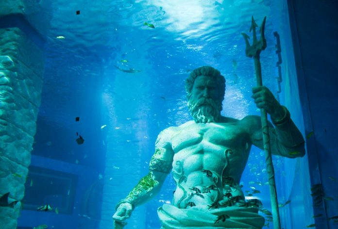 Interpretare vis in care faci scufundari in mare si vezi multe ruine