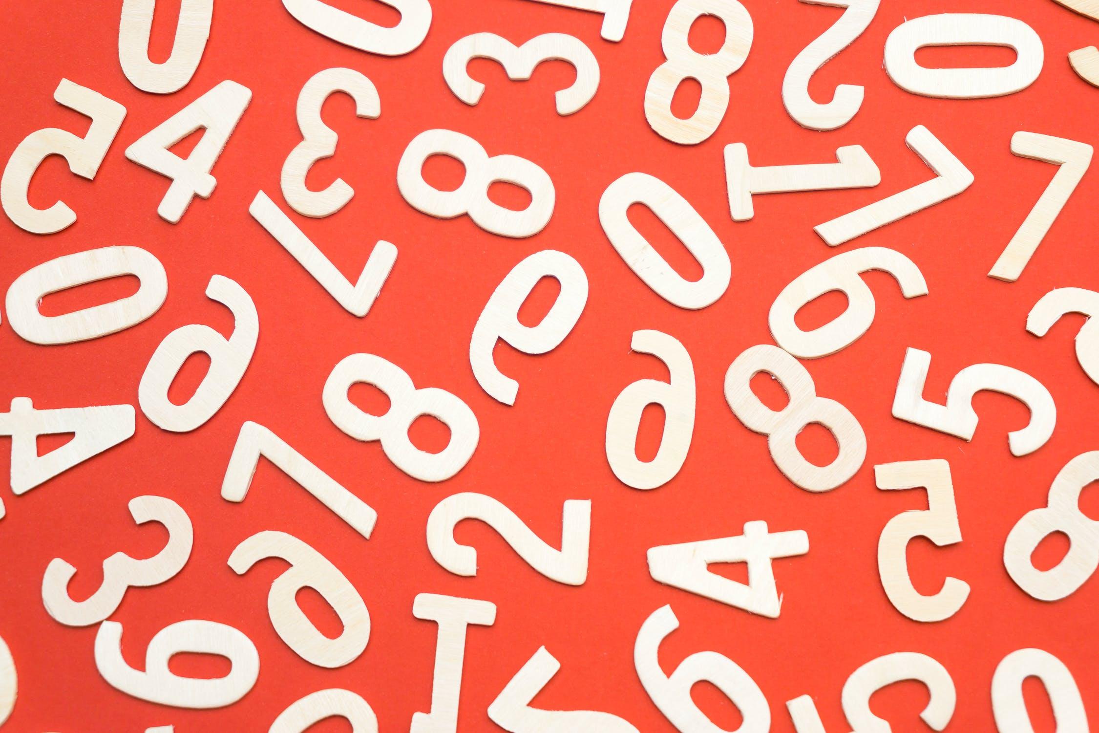 multe numere