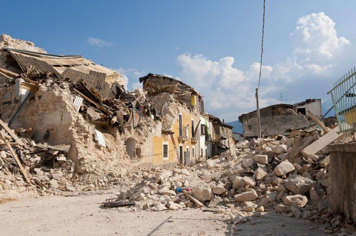 Interpretare vis in care simti un cutremur puternic de pamant