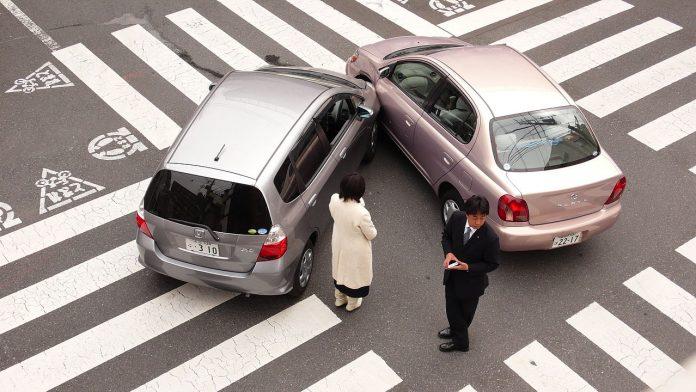 Interpretare vis in care esti martor la un accident de masina