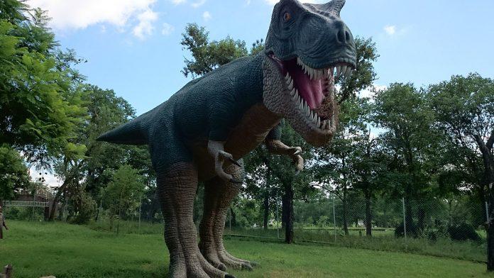 Interpretare vis in care esti printre dinozauri