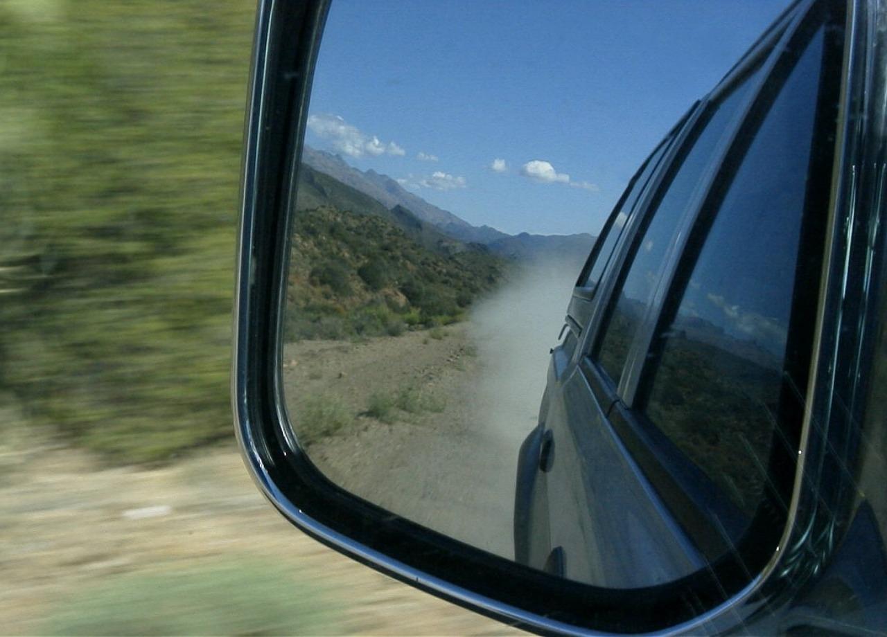 efect in oglinda