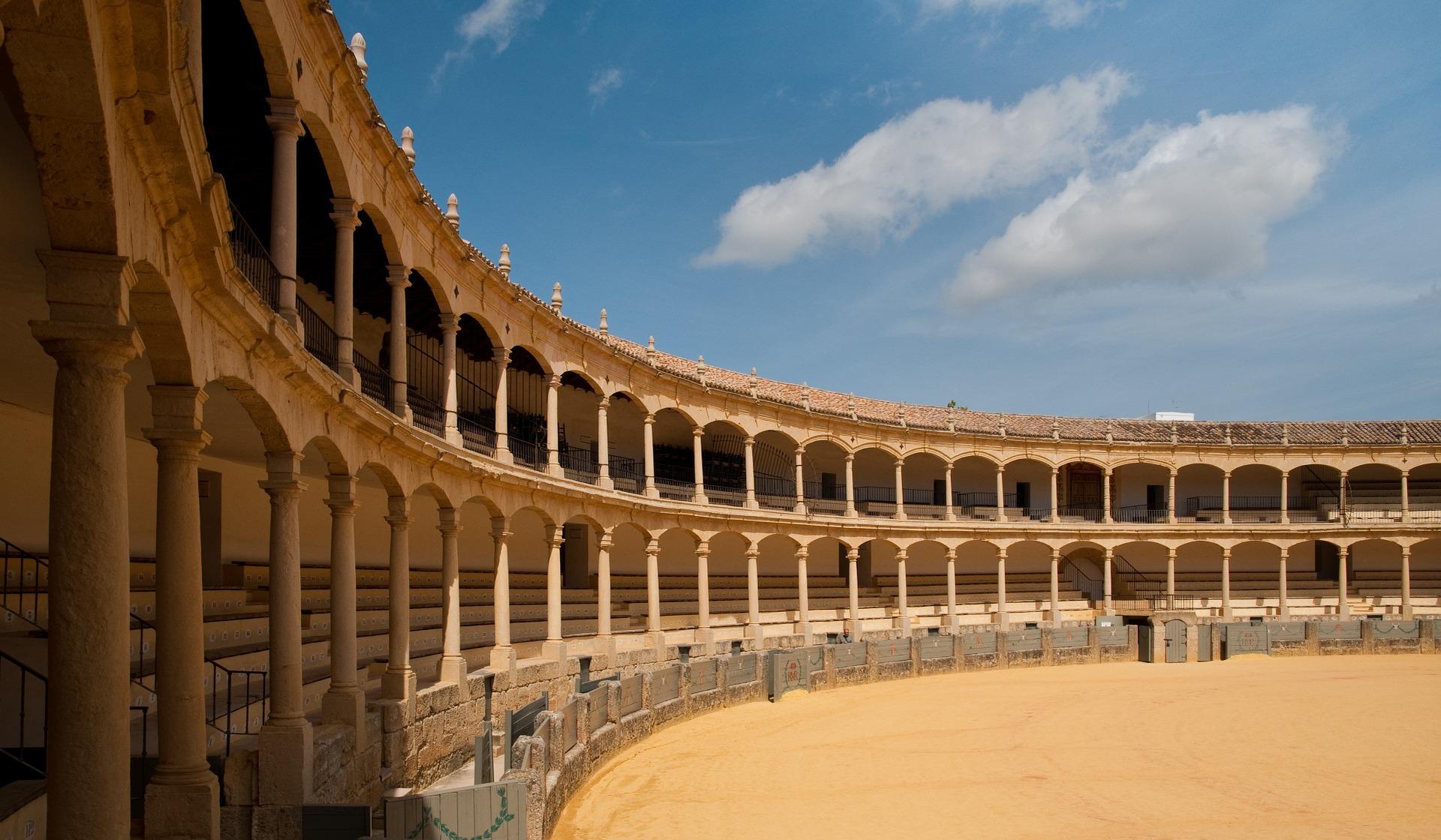 arena pentru tauri