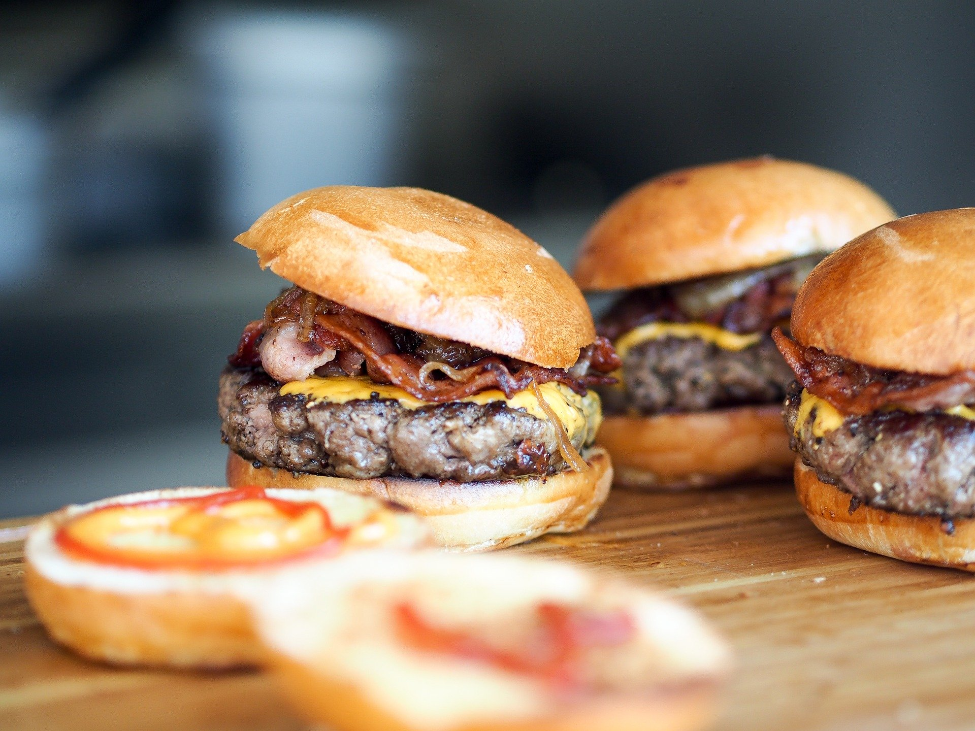 burgeri de tip fast food