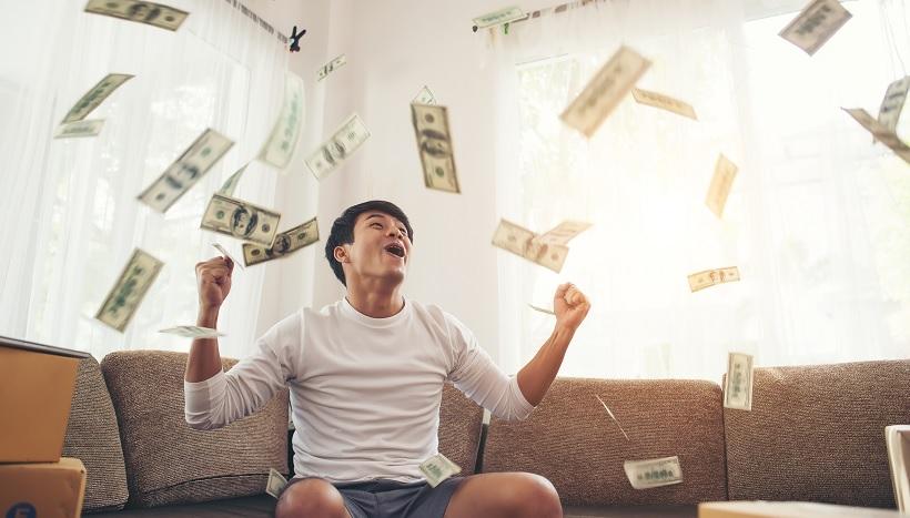 visez că am câștigat mulți bani toți banii nu vor câștiga cine a spus