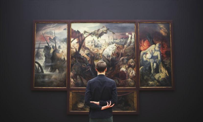Visezi ca esti intr-un muzeu
